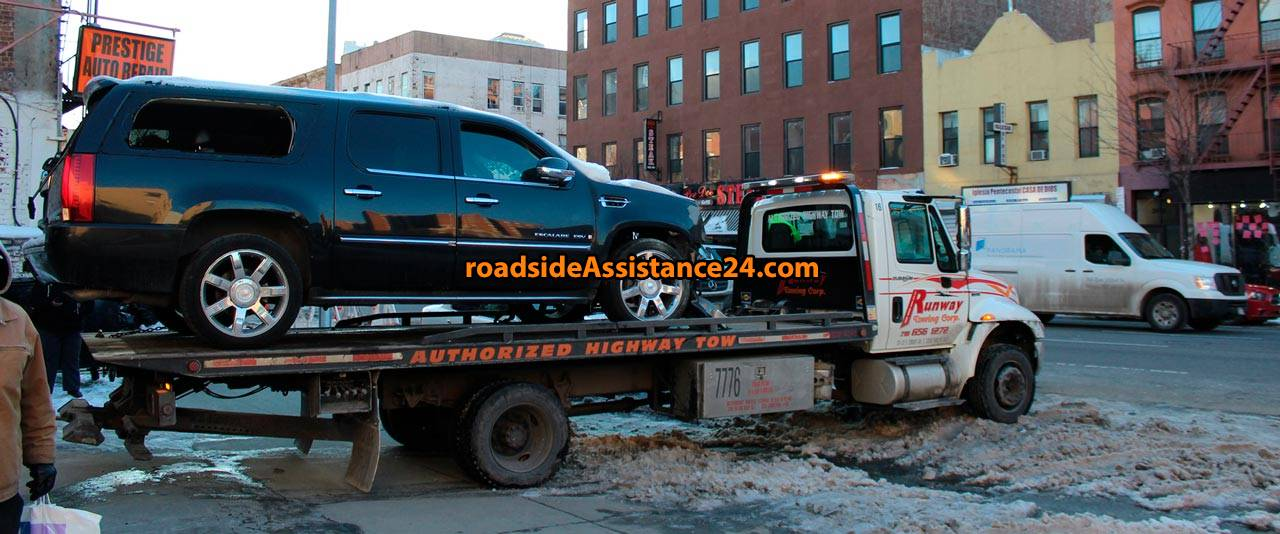 Roadside assistance in New York