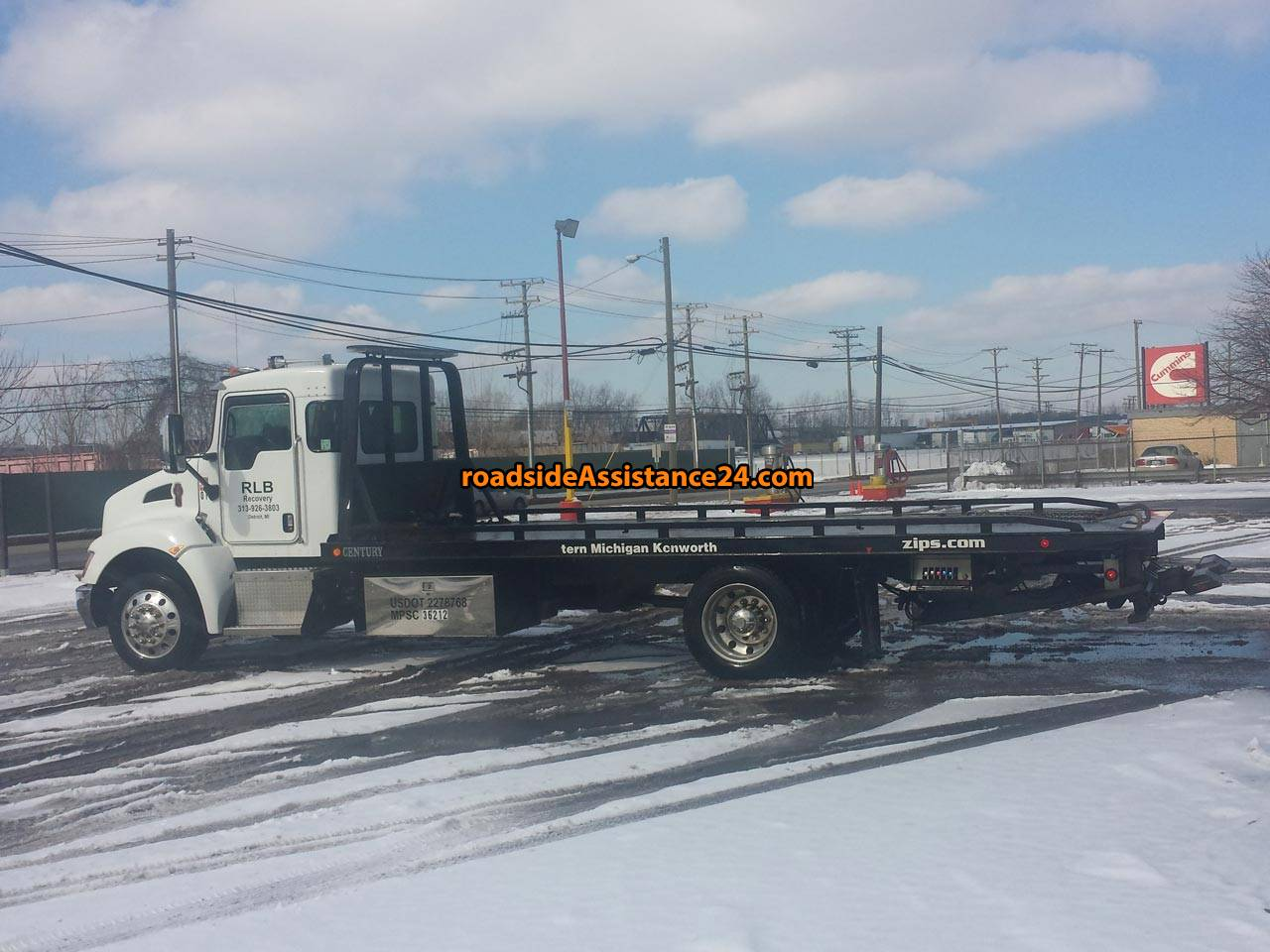 RLB Towing & Recovery