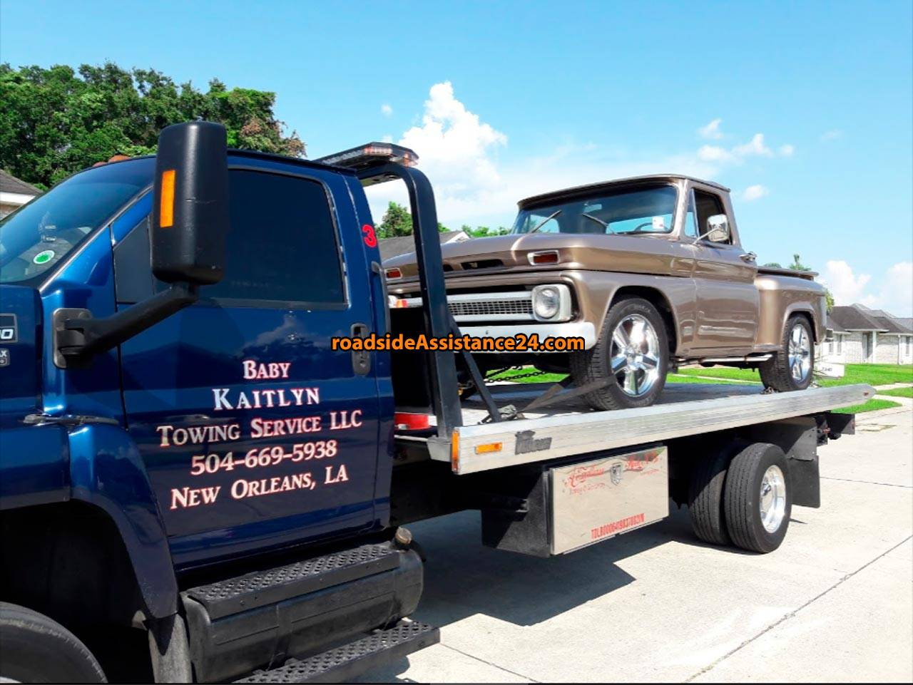 Baby Kaitlyn Towing Service LLC (New Orleans)