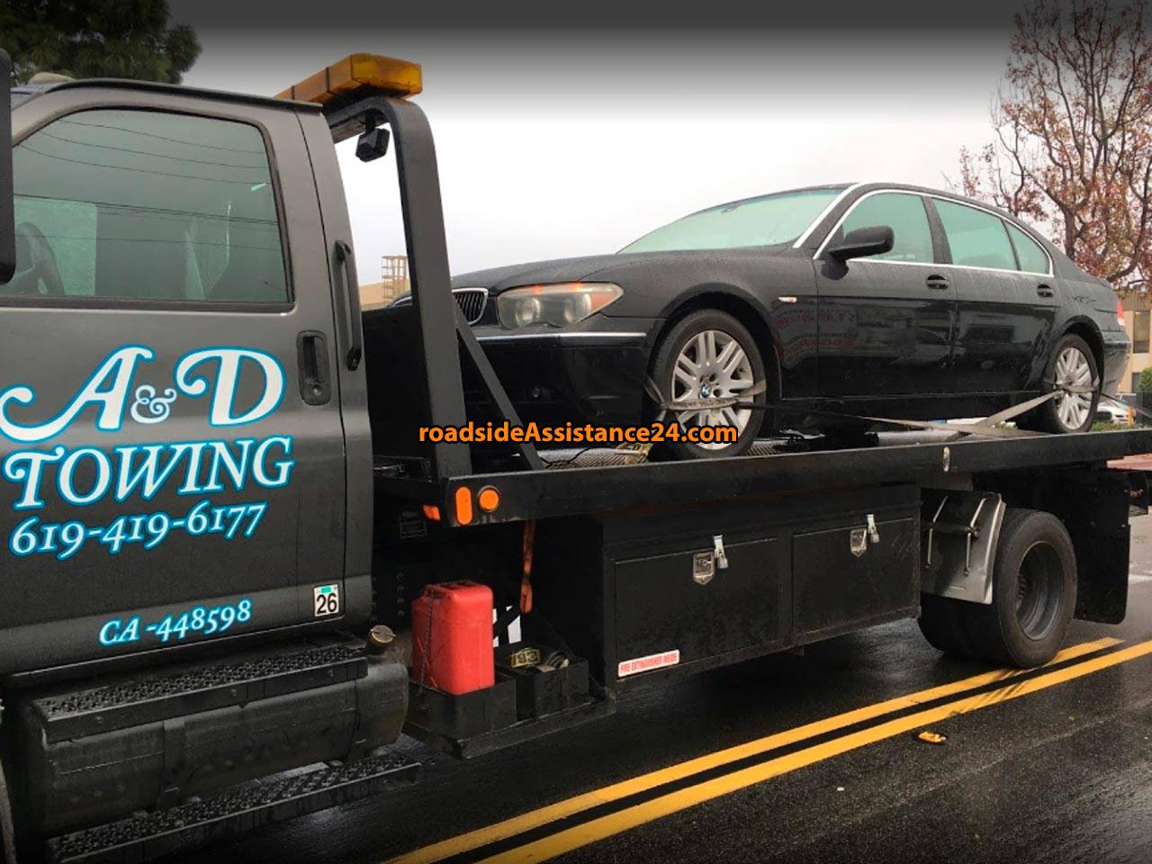 A & D Towing