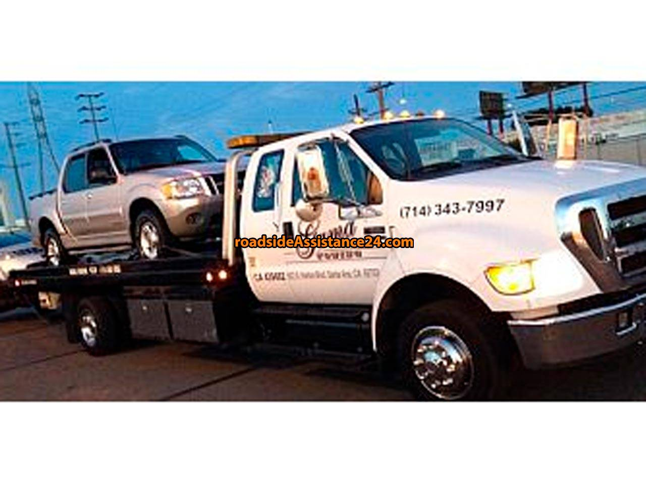 Gama Towing