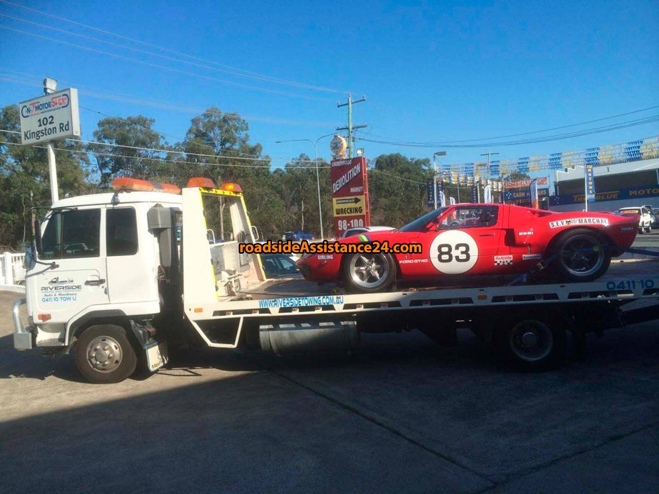 Riverside Towing & Transport (Brisbane)