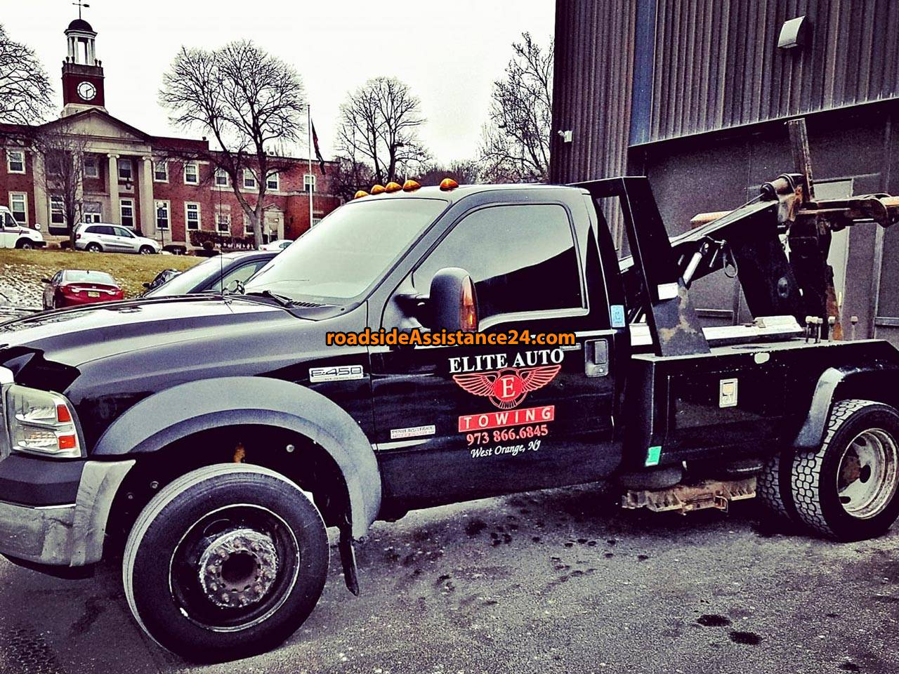 Elite Auto Towing