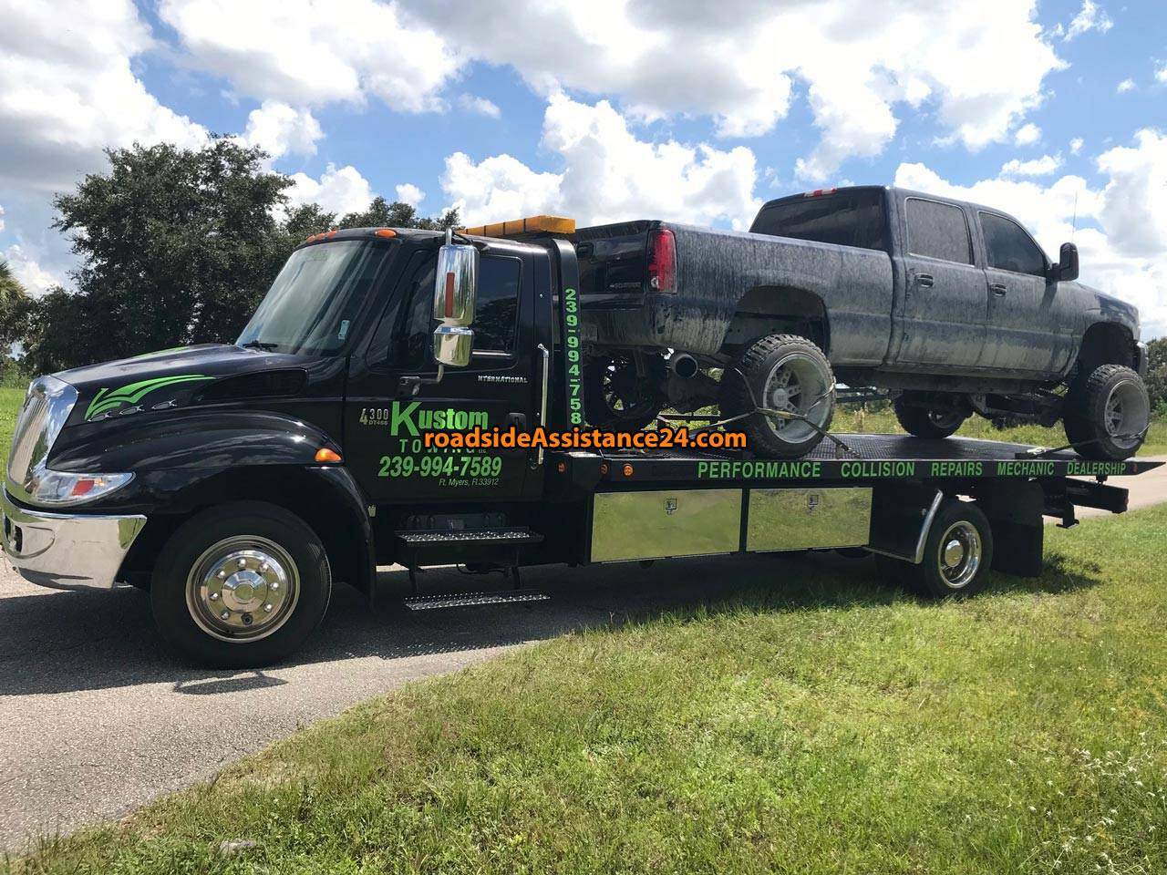 Kustom Towing & Transport LLC