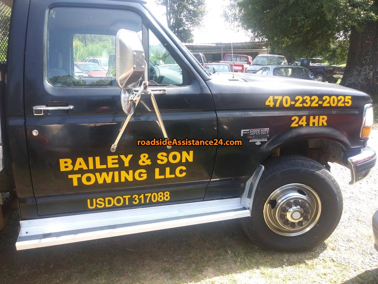 Bailey and son towing LLC