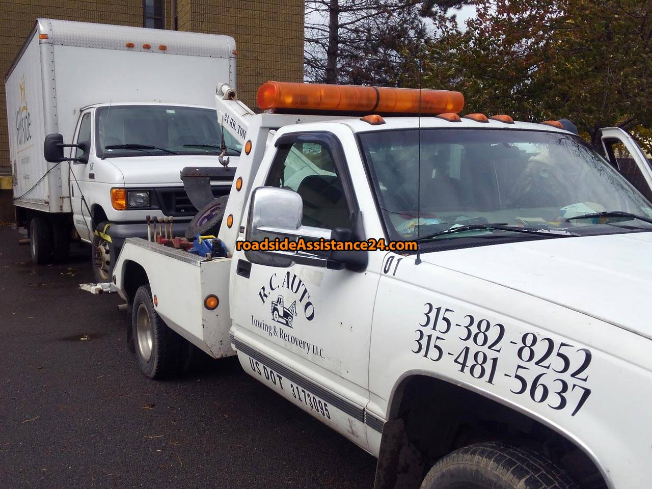 RC Auto Towing Recovery LLC (Waterloo)