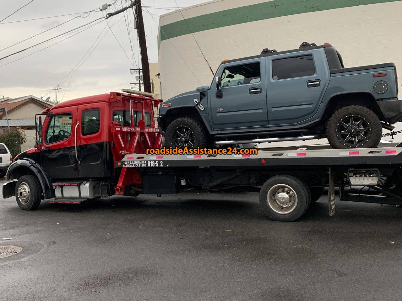 911 Towing Services