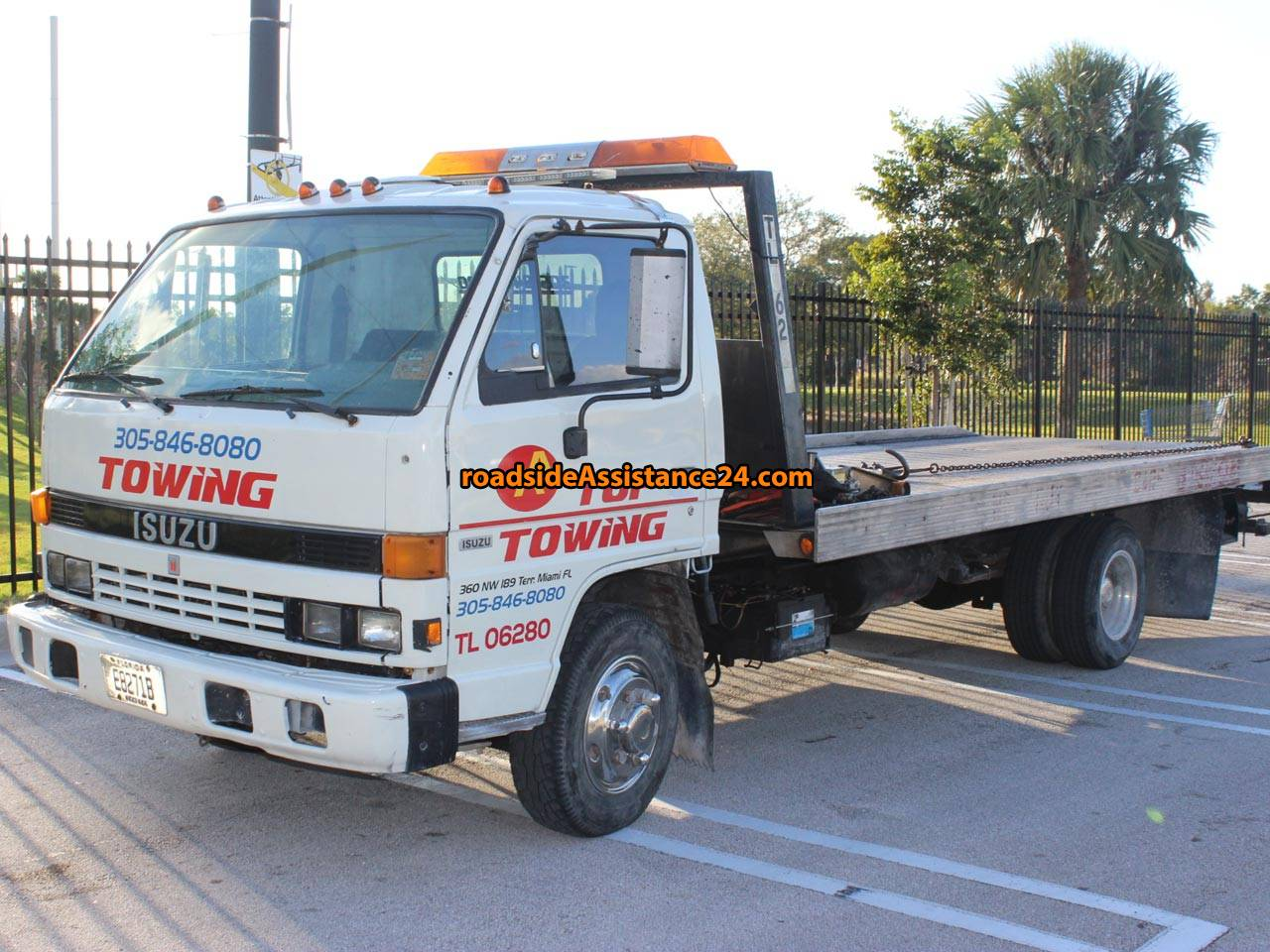 AA Top Towing