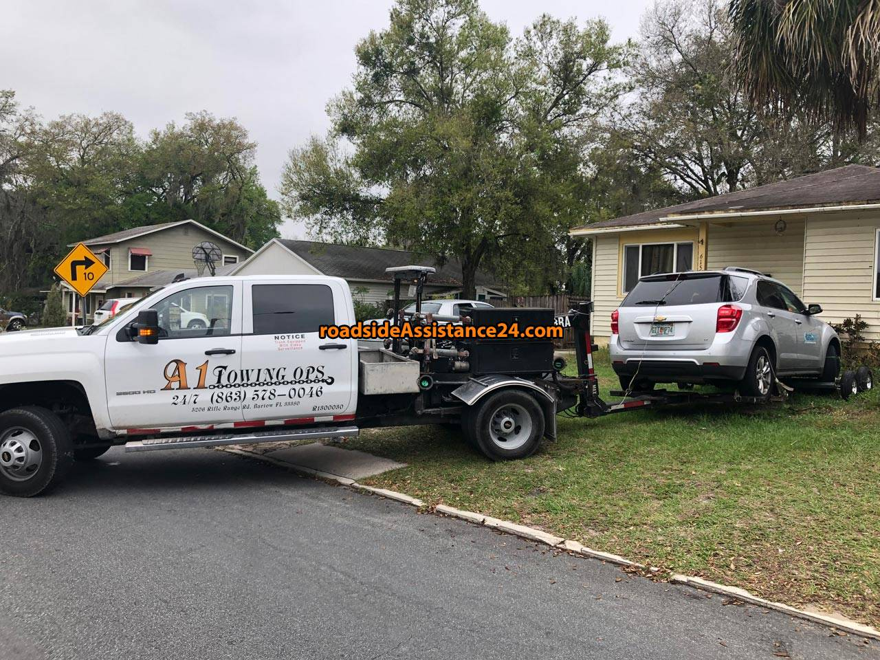 A1 Towing Ops LLC