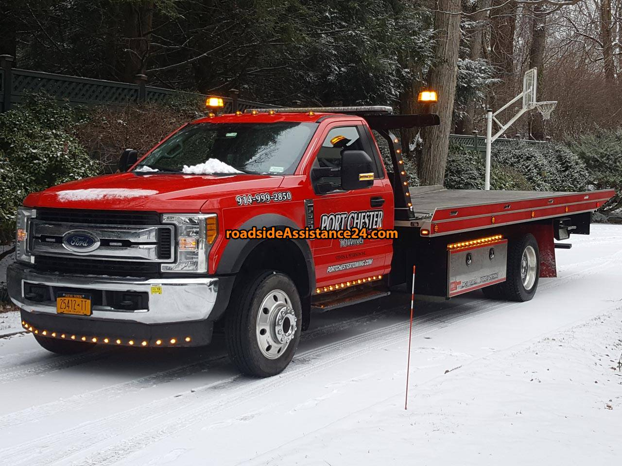 Portchester towing