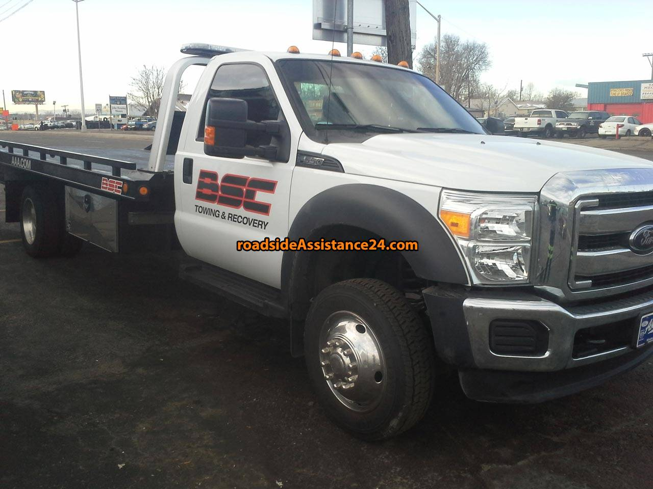 BSC Towing & Recovery