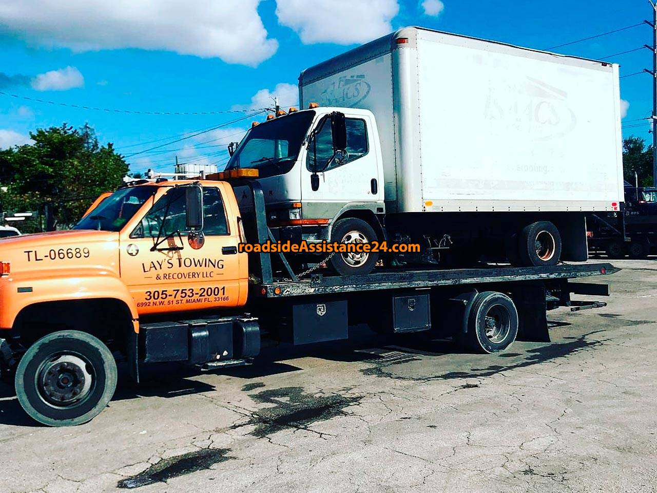 LAY'S TOWING & RECOVERY LLC