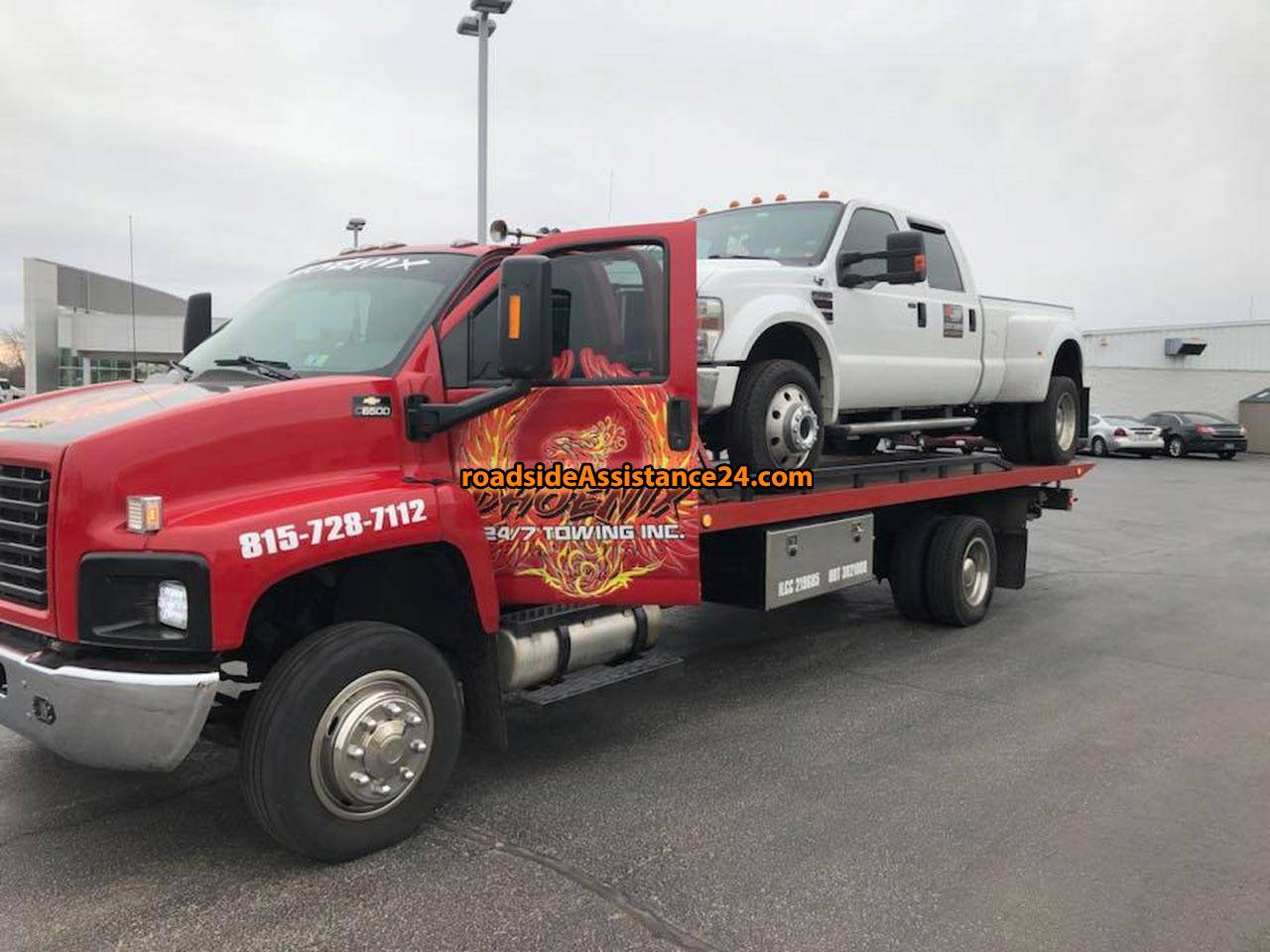 Phoenix 24/7 Towing Inc