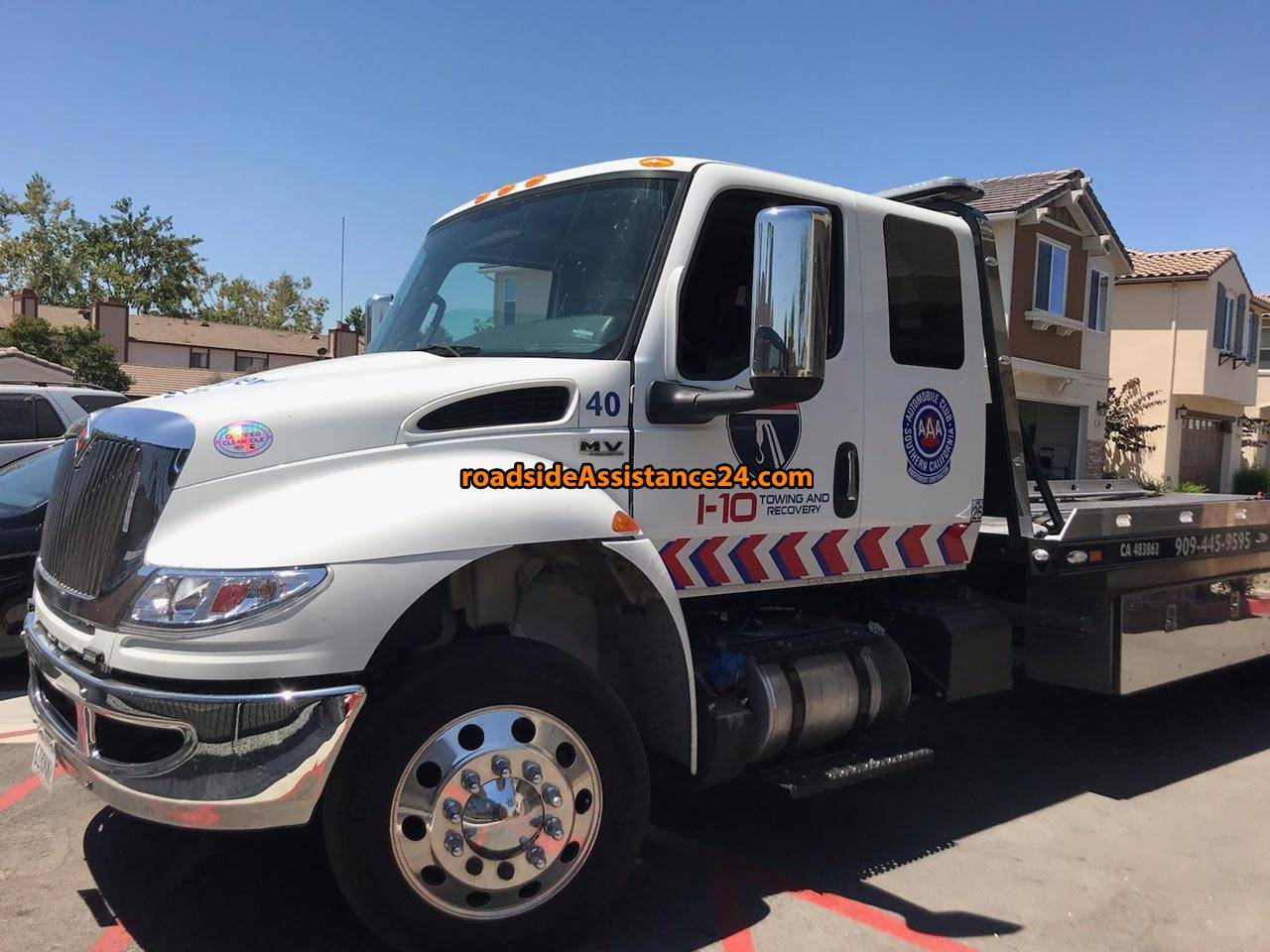 I-10 Towing And Towing