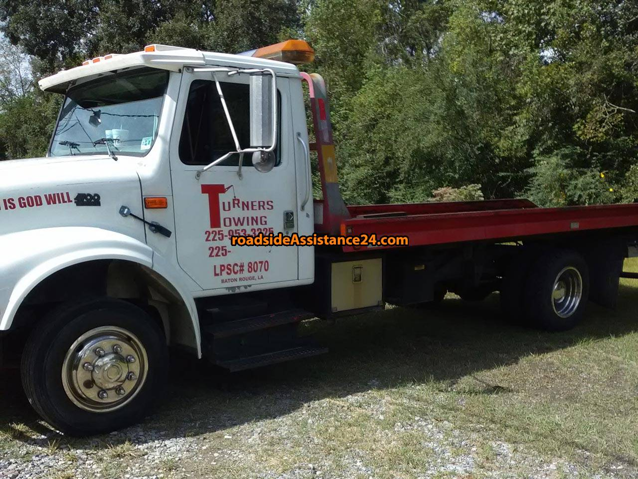Turners Towing And Recovery LLC