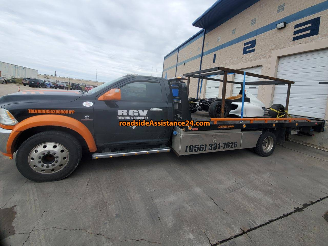 rgv towing & recovery