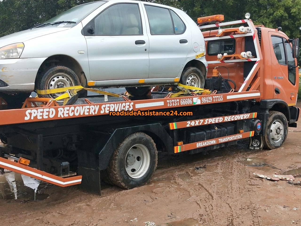 Speed Recovery Services