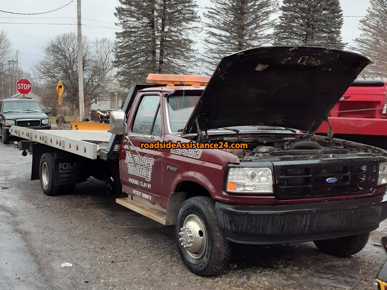 Syracuse roadside assistance