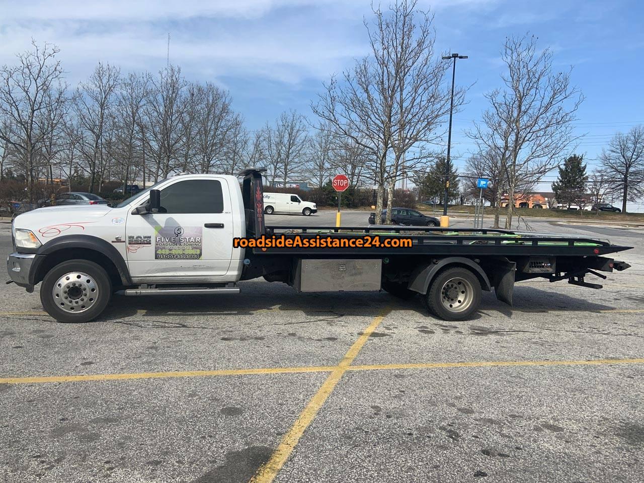 Five star roadside and towing LLC