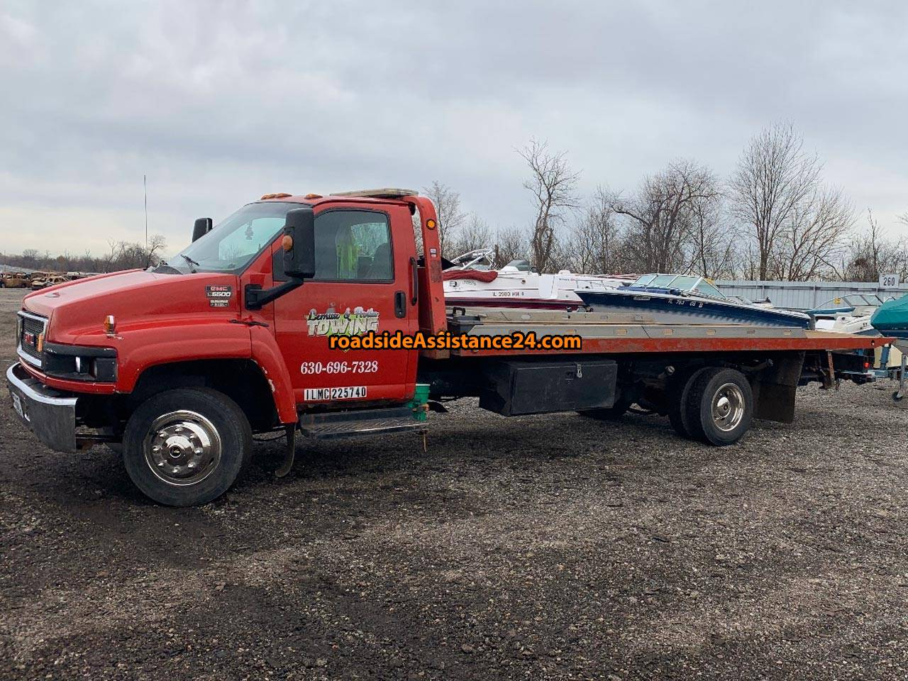 Lemuz & Avila towing