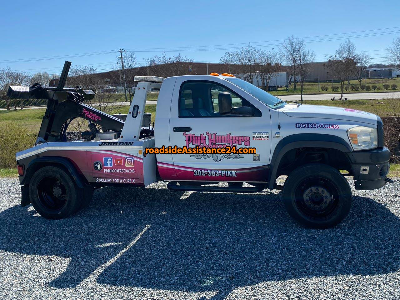 Pink Hookers Towing Inc