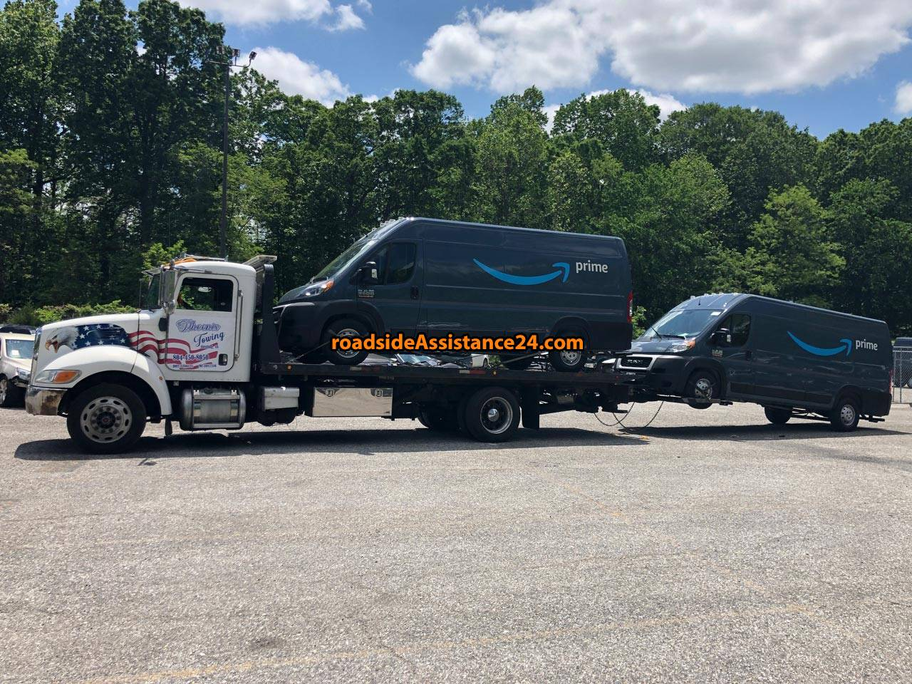 Phoenix towing inc
