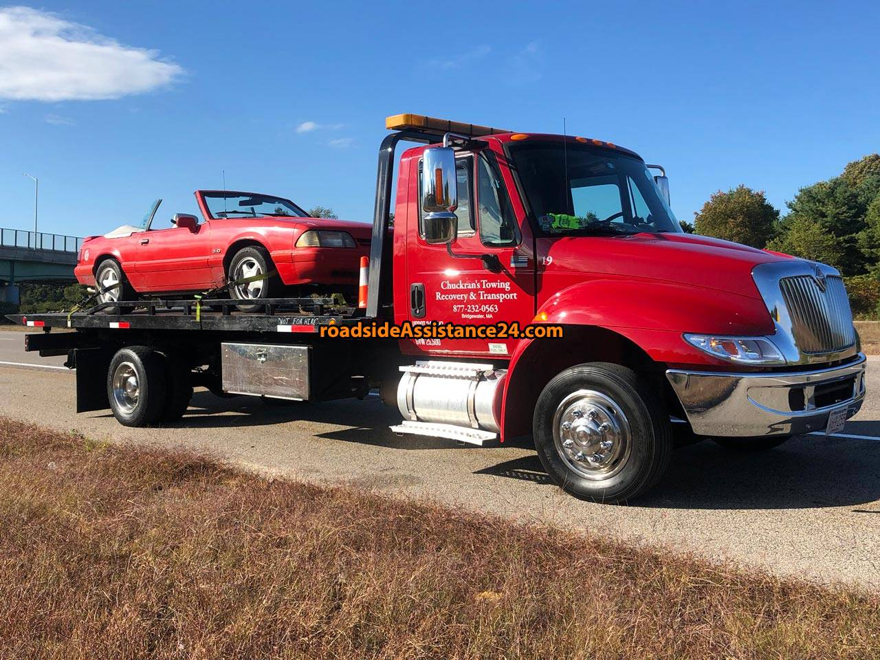 Chuckran's Towing, Recovery & Transport