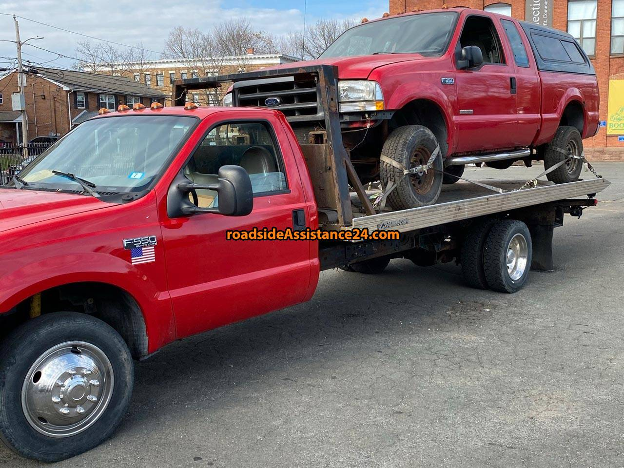 Olivencia's Towing