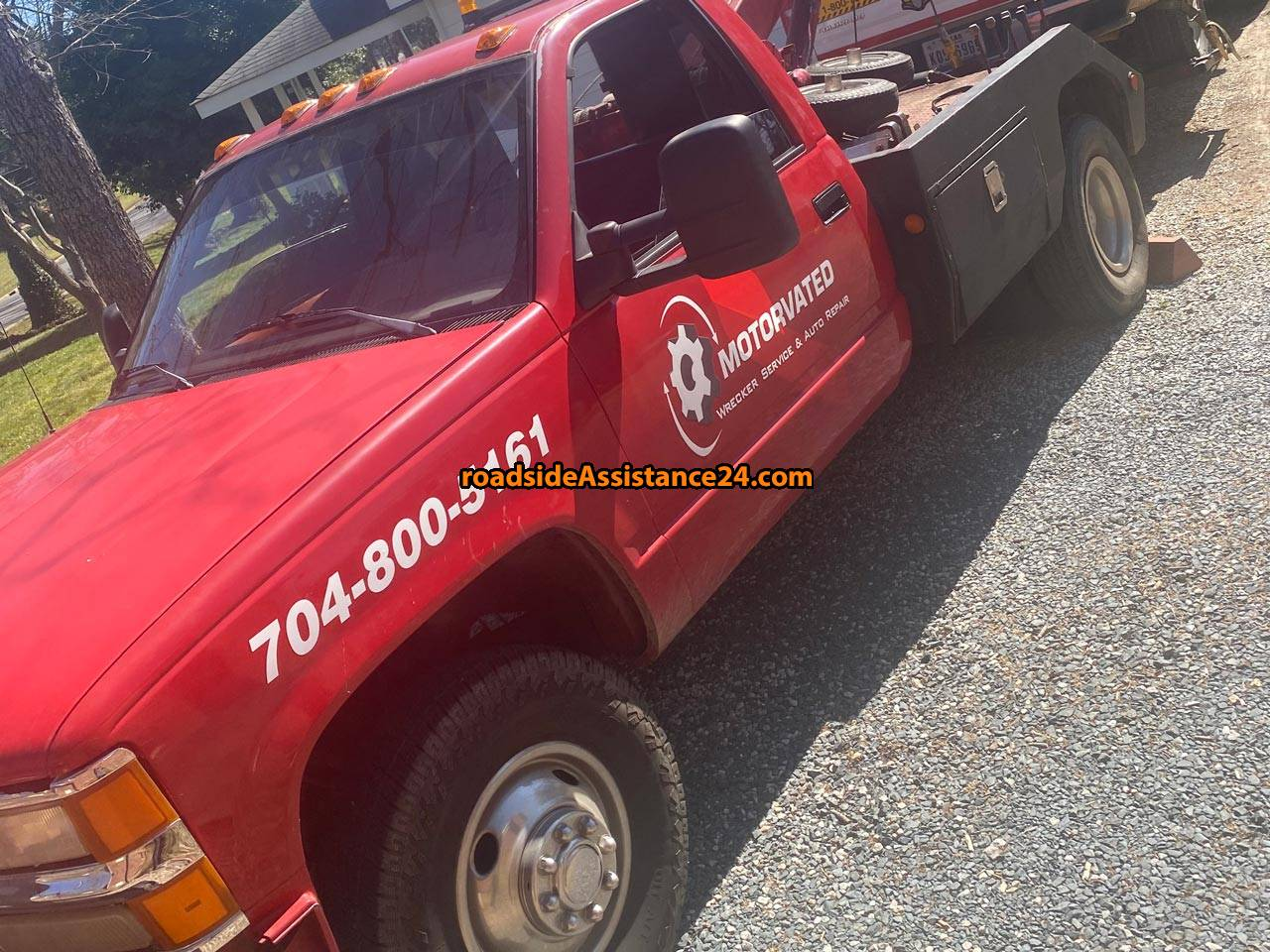 Motorvated Wrecker Service and Auto Repair