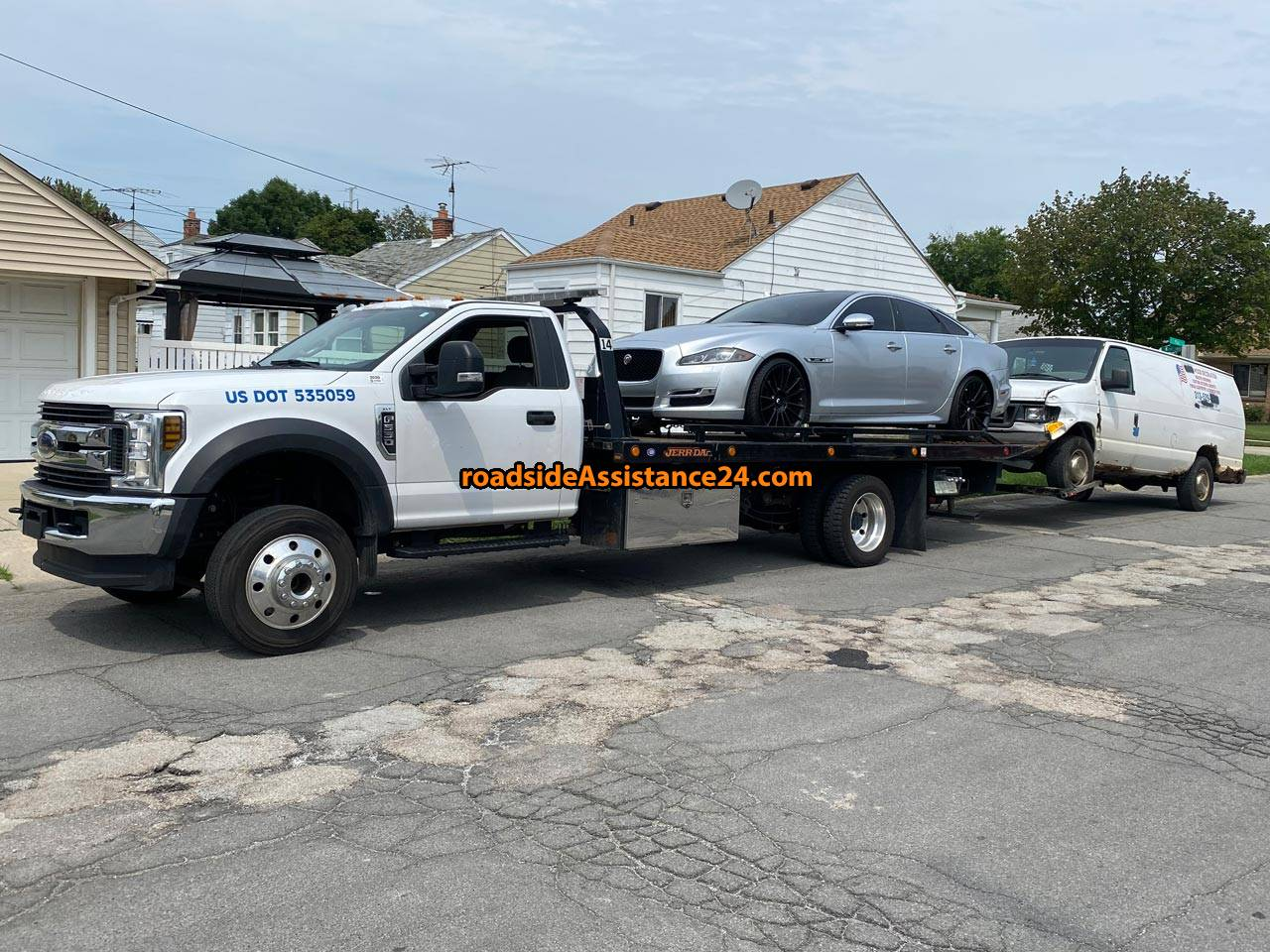 Jess's towing and junk car removal